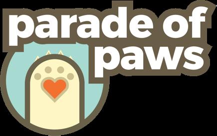 Parade of Paws Logo